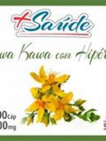 Kava Kava com Hiperico Sde - 100 cap F