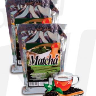 Cha de Matcha (Copy)